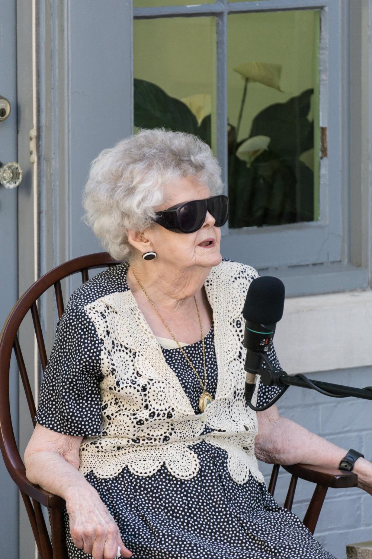 Phyllis Marks, ballad singer