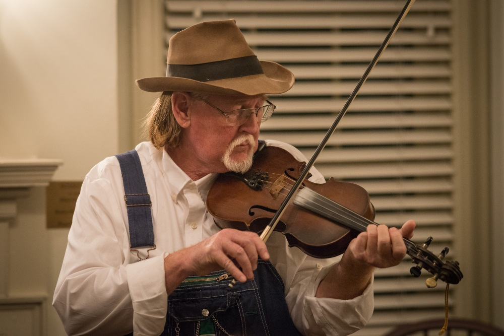 West Virginia Folklife Program Apprenticeship Showcase